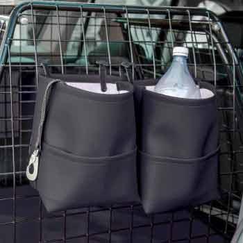 Mörkgrå bagageväskor