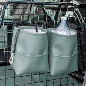 Petrol bagageväskor
