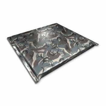 Modin Bed Jupiter camouflage hundbädd 80x74 cm