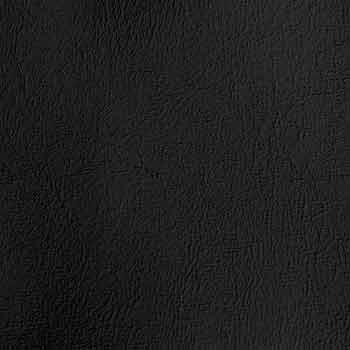 Konstläder svart närbild